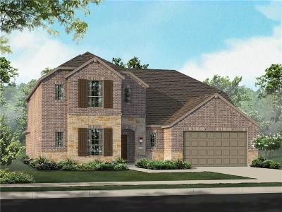 Celina Single Family Home For Sale: 1708 Daldoran Drive