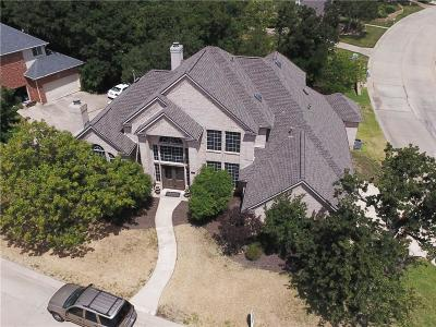 Highland Village Single Family Home For Sale: 800 Woodhaven Drive