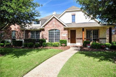 Frisco Single Family Home Active Option Contract: 7948 Bishop Drive