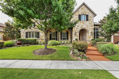 Frisco Single Family Home For Sale: 4341 Indian Creek Lane