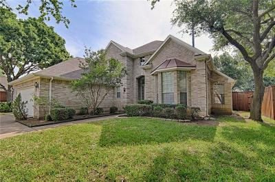 Flower Mound Single Family Home For Sale: 3404 Devonshire Court