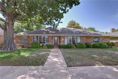 Garland Single Family Home Active Option Contract: 1705 Clear Point Drive