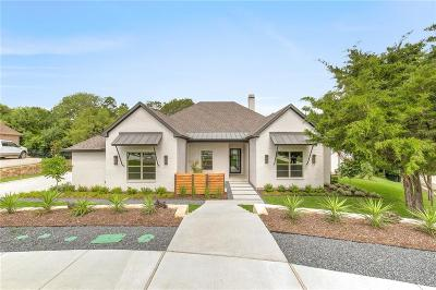 Rockwall County Single Family Home Active Contingent: 108 Mallard Crossing