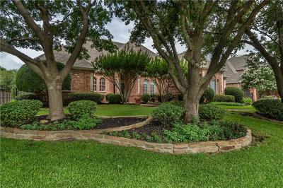 Southlake Single Family Home Active Option Contract: 1445 Bent Trail Circle