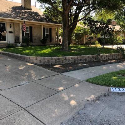Irving Single Family Home For Sale: 1123 Gloucester Court N