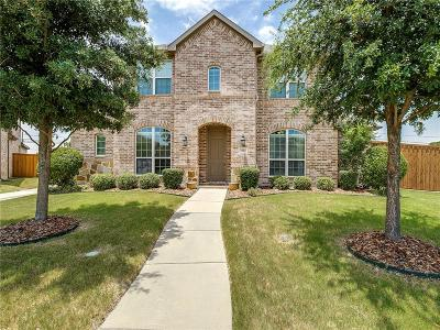 Rowlett Single Family Home For Sale: 7002 Waterbury Drive
