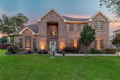 Keller Single Family Home For Sale: 1406 Chase Oaks Drive