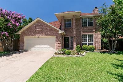 Colleyville Single Family Home Active Option Contract: 3307 Huntington Drive