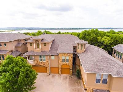 Grand Prairie Townhouse For Sale: 2605 Piazza Court #5