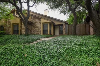Addison Half Duplex For Sale: 4036 Morman Lane