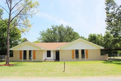 Willow Park Single Family Home For Sale: 308 Jeri Ridge Road NW