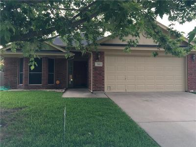 Burleson Single Family Home For Sale: 1125 Miles Avenue