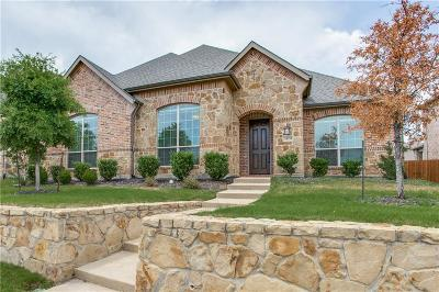 Sachse Single Family Home For Sale: 3401 Green Tree Drive
