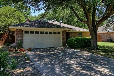 North Richland Hills Single Family Home For Sale: 7709 Buck Street