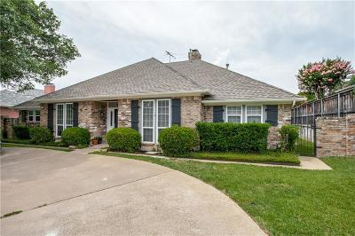 Single Family Home For Sale: 9439 Hilldale Drive