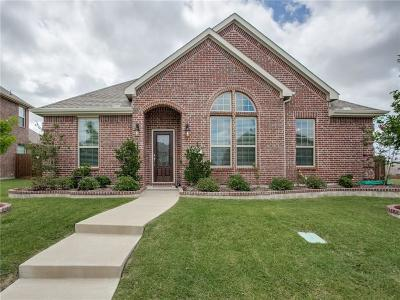Rockwall Single Family Home For Sale: 1273 Crescent Cove Drive