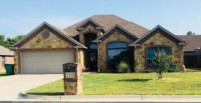 Stephenville TX Single Family Home For Sale: $224,900