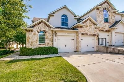 Grapevine Townhouse For Sale: 2616 Linkside Drive