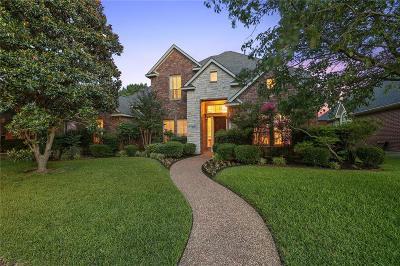 Dallas Single Family Home For Sale: 6020 Fieldstone Drive