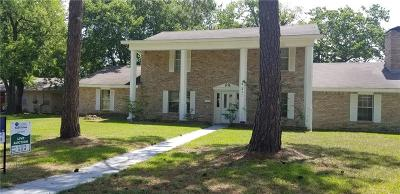 Coolidge, Mexia, Mount Calm Single Family Home For Sale: 211 Morningside Drive