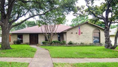 Single Family Home For Sale: 7826 La Sobrina Drive