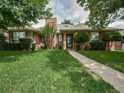 Garland Single Family Home Active Option Contract: 1509 Buena Vista Avenue