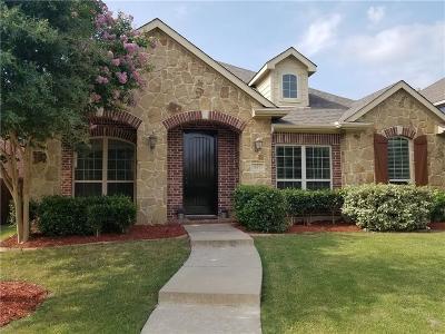 Allen Single Family Home Active Option Contract: 957 Pelican Drive