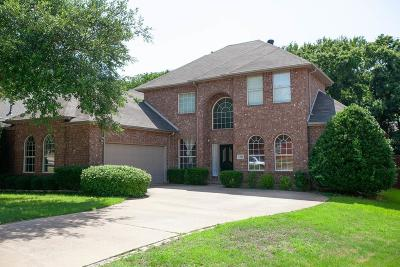 Flower Mound Residential Lease For Lease: 1304 Big Canyon Drive