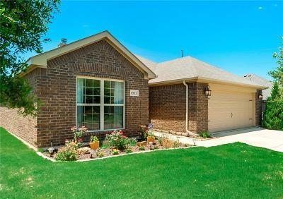 Johnson County Single Family Home For Sale: 6501 Bluebird Meadows Drive