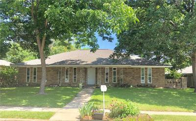 Plano Single Family Home For Sale: 2421 Dalgreen Drive