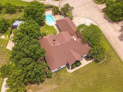 Rockwall Single Family Home For Sale: 7104 Odell Avenue
