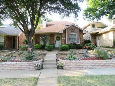 Single Family Home Active Option Contract: 753 Burr Oak Drive