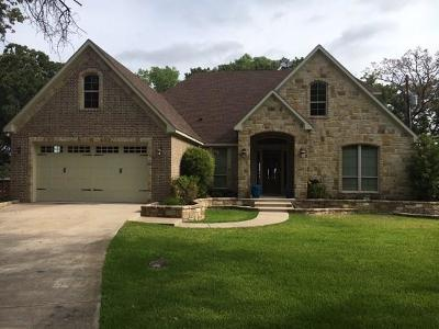 Azle Single Family Home Active Option Contract: 6704 Hill Court