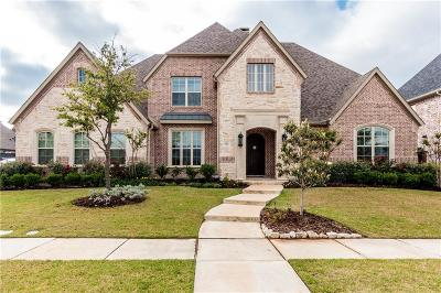 Frisco Single Family Home For Sale: 929 Cipriani Drive