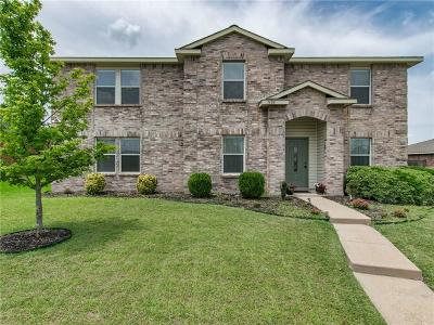 Wylie Single Family Home For Sale: 1408 Quail Meadow Drive