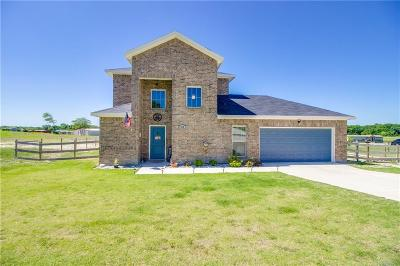 McKinney TX Single Family Home Active Contingent: $289,900