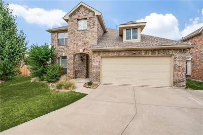 Little Elm Single Family Home For Sale: 2524 Heatherdale Drive