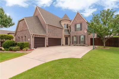 Sachse Single Family Home For Sale: 2912 Sean Cove