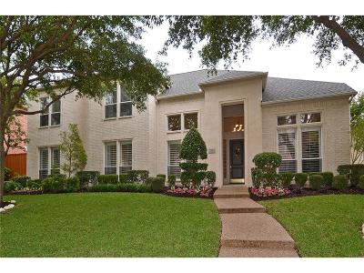 Plano Single Family Home For Sale: 5116 Lake Falls Drive