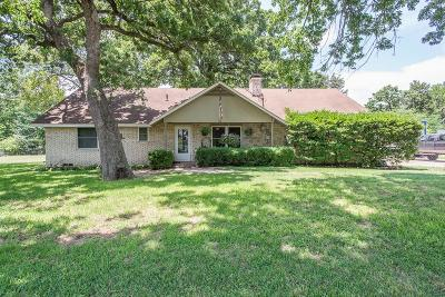 Mabank Single Family Home For Sale: 110 Pleasant Trail