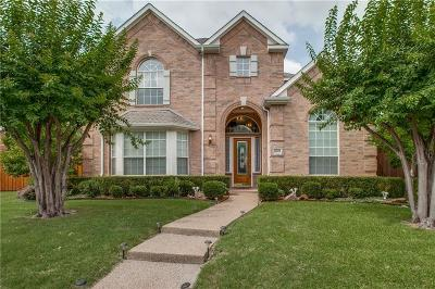 Carrollton Single Family Home For Sale: 1609 Crosson Drive