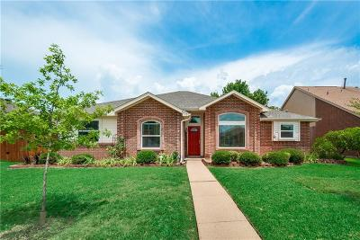 Rowlett Single Family Home Active Option Contract: 4806 Highgate Lane