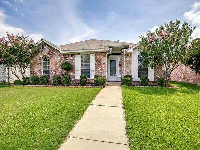 Mesquite Single Family Home For Sale: 2700 Hidden Springs Drive