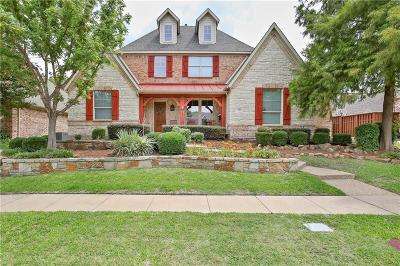 Garland Single Family Home For Sale: 1302 Winding Brook Drive