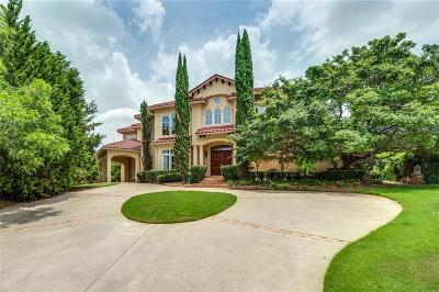 Colleyville Single Family Home For Sale: 5609 Versailles Court