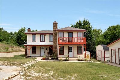 Azle Single Family Home For Sale: 1970 Reese Lane