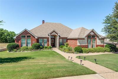 Benbrook Single Family Home For Sale: 11028 Hawkins Home Boulevard