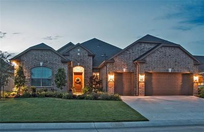 Denton Single Family Home For Sale: 9800 Lindenwood Trail