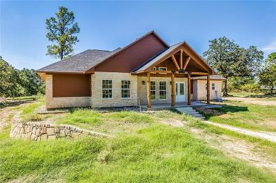 Cleburne Single Family Home For Sale: 1640 County Road 429