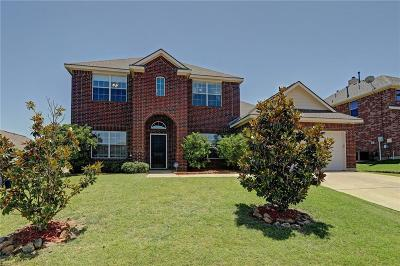 Wylie Single Family Home For Sale: 1322 Lake Trail Court